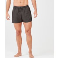 Marina Swim Shorts - S - Dark Khaki/Black