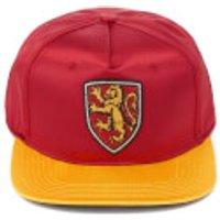 Harry Potter Gryffindor Snapback Cap - Red - Harry Potter Gifts