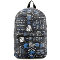 Harry Potter Ravenclaw Icon Sublimated Backpack - Black - Harry Potter Gifts