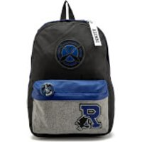 Harry Potter Ravenclaw House Backpack with Patches - Black - Harry Potter Gifts