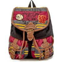 Harry Potter Patch Backpack - Black - Harry Potter Gifts
