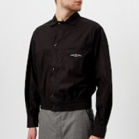 OAMC Men's Lowers Shirt - Black - M - Black