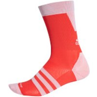 adidas Infinity 13 Cycling Socks - Red - UK 8.5-10 - Red