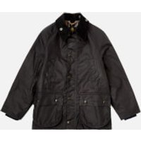 Barbour Boys Classic Bedale Jacket - Navy - 2-3 years/XXS - Navy