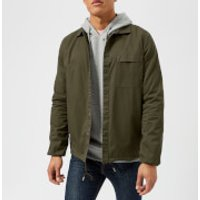 Penfield Men's Blackstone Overshirt - Olive - S - Green