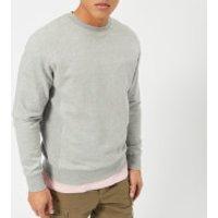 Penfield Mens Eastbay Sweatshirt - Grey Marl - XL - Grey