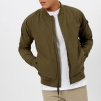 Penfield Men's Okenfield Bomber Jacket - Olive - L - Green