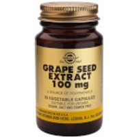 Solgar® Grape Seed Extract 100mg - 30 Vegicaps