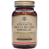Solgar® Advanced Multibillion Dophilus - 60 Capsules