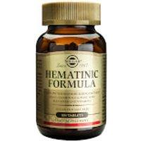 Solgar(r) Hematinic - 100 Tablets