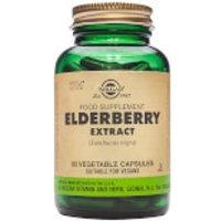 Solgar® SFP Elderberry Extract - 60 Vegicaps