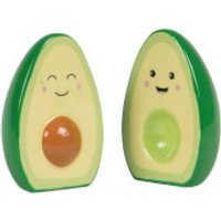 Sass & Belle Happy Avocado Salt and Pepper Set - Happy Gifts