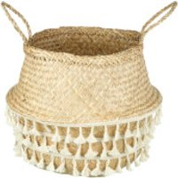 Parlane Mai Seagrass Basket - Natural - Storage Gifts