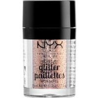 Purpurina Metallic Glitter NYX Professional Makeup - Goldstone