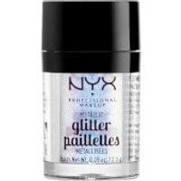 Purpurina Metallic Glitter NYX Professional Makeup - Lumi