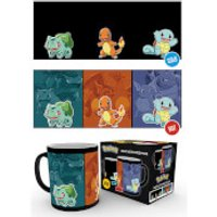 Pokemon Catch Em All Heat Change Mug - Pokemon Gifts