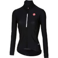 Castelli Women's Perfetto Long Sleeve Jersey - Light Black - L - Black