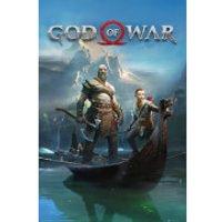 God of War Key Art Maxi Poster 61 x 91.5cm - God Gifts