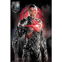 Justice League Cyborg Solo Maxi Poster 61 x 91.5cm