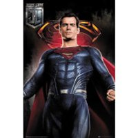 Justice League Superman Solo Maxi Poster 61 x 91.5cm - Superman Gifts