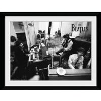 The Beatles Studio Framed Photograph 8 x 6 Inch - Beatles Gifts
