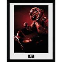 Gran Turismo Key Art Framed Photograph 12 x 16 Inch