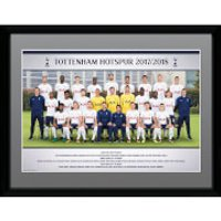Tottenham Team Photo 17/18 Framed Photograph 12 x 16 Inch - Tottenham Gifts