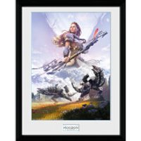 Horizon Zero Dawn Complete Edition Framed Photograph 12 x 16 Inch