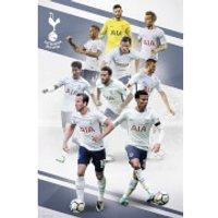 Tottenham Players 17/18 Maxi Poster 61 x 91.5cm - Tottenham Gifts