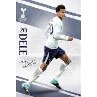 Tottenham Alli 17/18 Maxi Poster 61 x 91.5cm - Tottenham Gifts