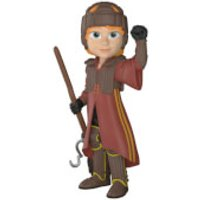 Harry Potter Ron in Quidditch Uniform Rock Candy Vinyl Figure - Candy Gifts