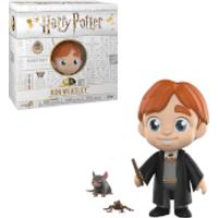 Funko 5 Star Vinyl Figure: Harry Potter - Ron Weasley - Harry Potter Gifts