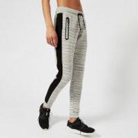 Superdry Sport Womens Gym Tech Luxe Joggers - Grey Slub - UK 12 - Grey