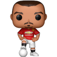Manchester United FC Zlatan Ibrahimovic Pop! Vinyl Figure - Manchester United Gifts