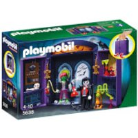 Playmobil Haunted House Play Box (5638) - House Gifts