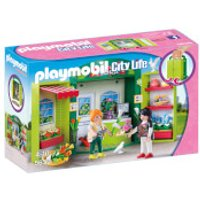 Playmobil Flower Shop Play Box (5639) - Playmobil Gifts