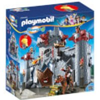 Playmobil Super 4 Take Along Black Barons Castle (6697)