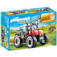 Playmobil Country Large Tractor with Interchangeable Attachments (6867) - Playmobil Gifts