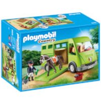 Playmobil Country Horse Box with Opening Side Door (6928) - Country Gifts