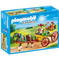 Playmobil Country HorseDrawn Wagon (6932)