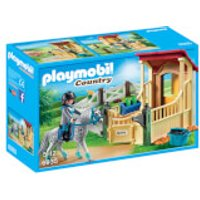 Playmobil Country Horse Stable with Appaloosa (6935) - Horse Gifts