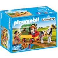 Playmobil Country Picnic with Pony Wagon (6948) - Country Gifts