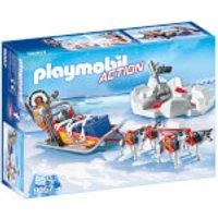 Playmobil Husky-Drawn Sled (9057)