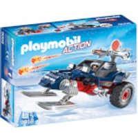 Playmobil Ice Pirate with Snowmobile (9058)