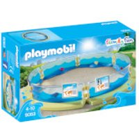 Playmobil Family Fun Aquarium Enclosure (9063)
