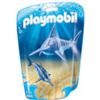 Playmobil Family Fun Swordfish with Baby (9068)