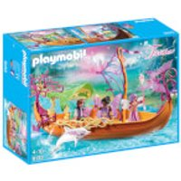 Playmobil Floating Enchanted Fairy Ship (9133) - Fairy Gifts