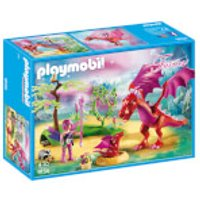 Playmobil Friendly Dragon with Baby (9134)