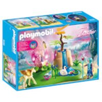 Playmobil Mystical Fairy Glen with Glowing Flower Throne (9135) - Fairy Gifts