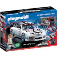 Playmobil Porsche 911 GT3 Cup with Racing Command Station (9225) - Racing Gifts
